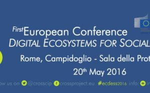 ECDESS_1 Digital Ecosystem for Social Services